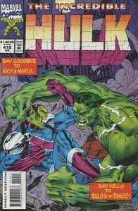 Talos vs Hulk