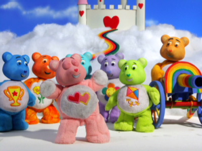 Care Bears (Robot Chicken)