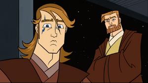 Anakin Skywalker Obi-Wan shock