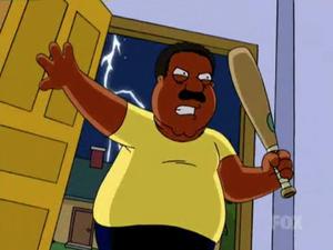 Cleveland Ready to Kill Quagmire