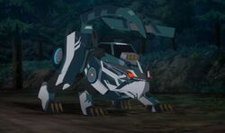 Crazybolt (Lizard-like Decepticon)