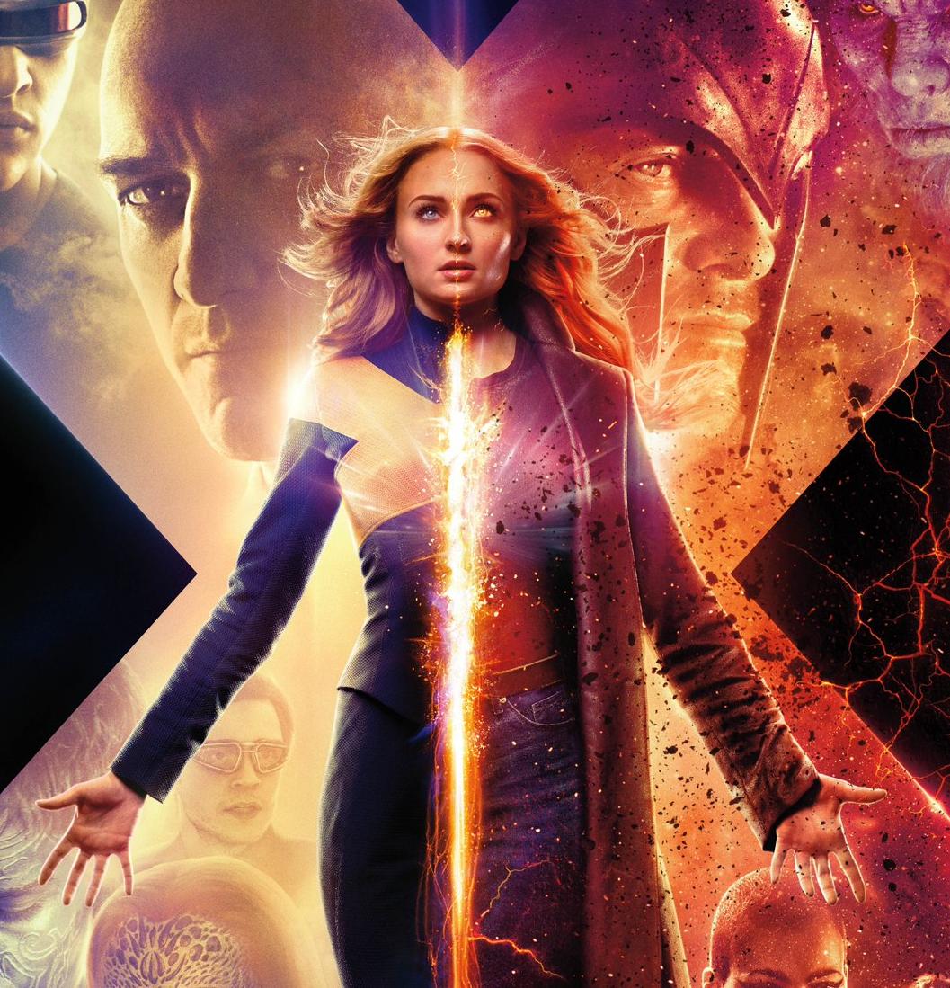 Dark Phoenix (X-Men Movies)