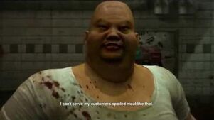 Dead Rising (PC) - Psychopath - Larry Chiang (1080p, 60 FPS)