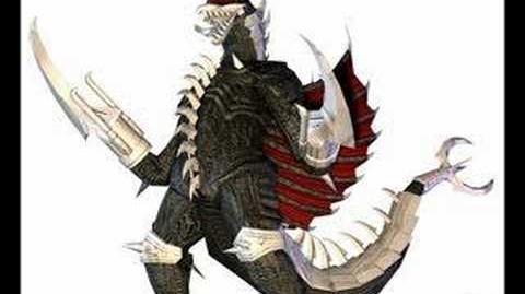 Godzilla Unleashed Gigan's Theme