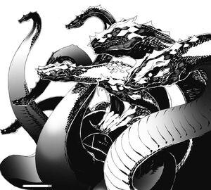 Manga 11, King Taijitu merge as one