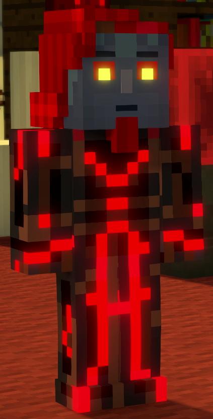 Misry6/Pure Evil Removal Proposal: Romeo (Minecraft: Story Mode)