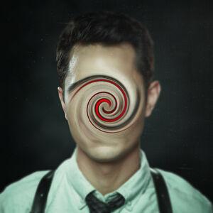 Spiral William Schenk Poster