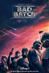 Star Wars Bad Batch poster
