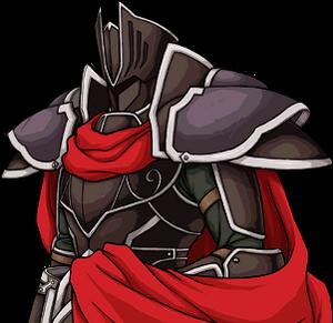 The Black Knight PoR Portrait