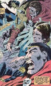 The Elementals (Marvel) 0001