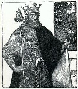 Arthur-Pyle King Arthur of Britain-1-