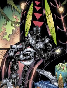 Comic Roodaka Viceroy Throne