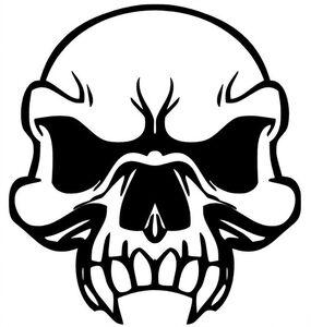 File skull