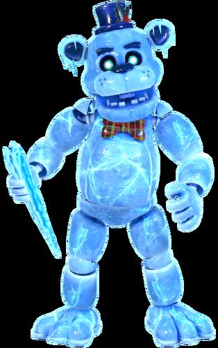 Freddy Frostbear