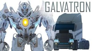 GALVATRON - Short Flash Transformers Series