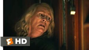 Halloween (2018) - Laurie's Fortress Scene (8 10) Movieclips