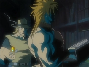 Hol Horse and Dio