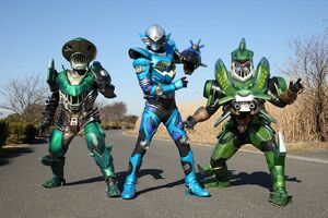 Kamen Rider Abyss 5