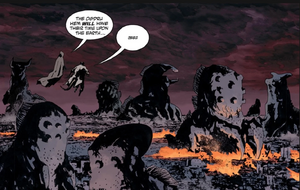 Ogdru Hem 8 Dark Horse Comics