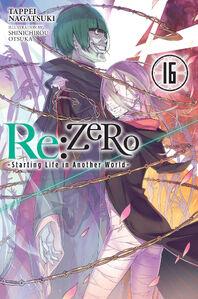 ReZero Light Novel Volume 16 Cover