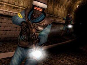 SWAT Manhunt