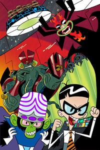 Cartoon Network Villains