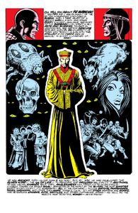 Fu Manchu (Special Marvel Edition Vol 1 15)