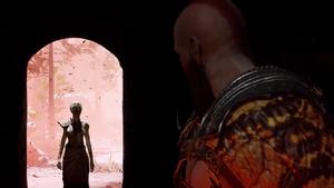 GW4 - Athena & Kratos (Last Conversation)