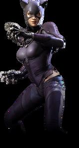 Injustice Catwoman Regime