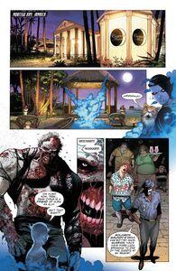 Justice League Dark Vol 2 14 Papa Midnite, Solomon Grundys, Klarion the Witch Boy