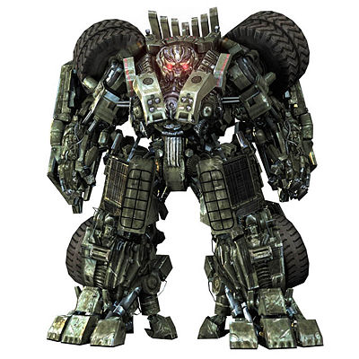Long Haul (Transformers Film Series)