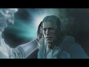 Middle-earth Shadow of War- Sauron Final Boss Fight and True Ending