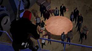 Red Hood UtRH gathered mafias