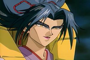 Samurai shodown anime amakusa shiro