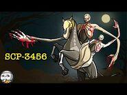 Skeleton Horsemen - SCP-3456 The Orcadian Horsemen (SCP Animation)