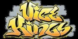 Vice Kings graffiti - over old graffiti