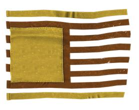 Yellow banner