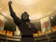 Amon speeching