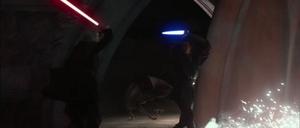 Anakin spark twirl