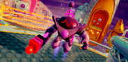 Blaster-Tron in Game