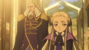 Charles and V.V. (Code Geass)