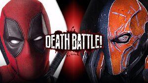 Deadpool VS Deathstroke Official