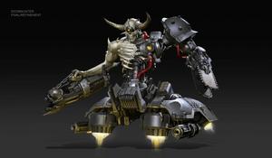 Doom Hunter Concept