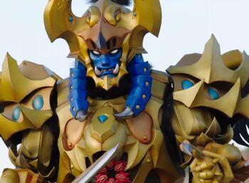 Goldar Maximus