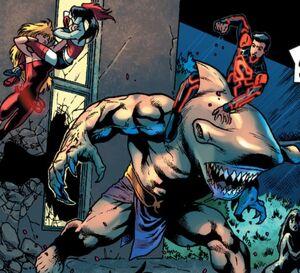 King Shark Prime Earth 0088