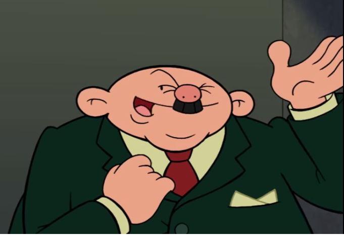 Mr. Mogul