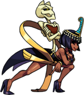 Sekhmet and eliza