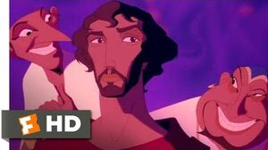 The Prince of Egypt (1998) - Playing with the Big Boys Scene (4 10) Movieclips