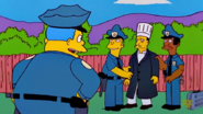 You're under arrest Chef