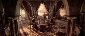 Anakin Skywalker dinner